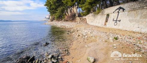 Croatia - Dalmatia  Zadar -  Zadar - Beach Ovčica