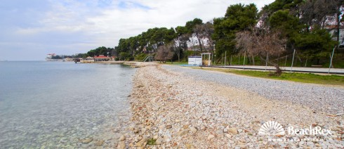 Croatia - Dalmatia  Zadar -  Zadar - Beach Kolovar