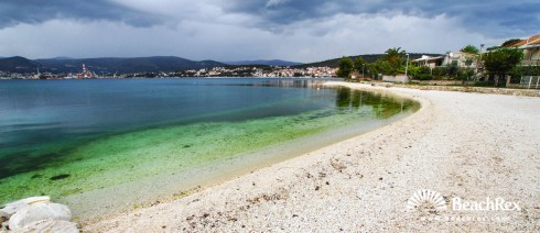 Croatia - Dalmatia  Split - Island Čiovo -  Okrug Gornji - Beach Kuzmića