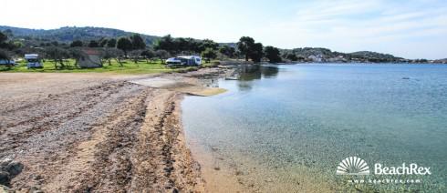 Croatia - Dalmatia  Šibenik - Island Murter -  Betina - Beach Plitka Vala
