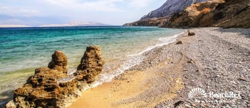 Croatia - Dalmatia  Zadar - Island Pag -  Pag - Beach Elena