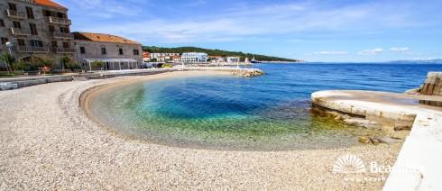 Croatia - Dalmatia  Split - Island Brač -  Postira - Beach Rota