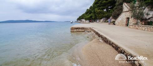 Croatia - Dalmatia  Šibenik -  Brodarica - Beach Brodarica