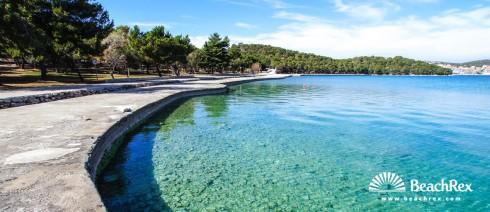 Croatia - Dalmatia  Šibenik - Island Murter -  Jezera - Beach Lovišća