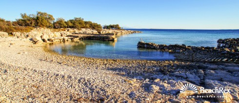 Croatia - Kvarner - Island Cres -  Belej - Beach Lučica