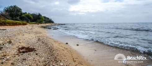 Croatia - Istra -  Rovinj - Beach Kaštelan