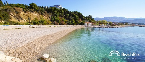 Croatia - Dalmatia  Split -  Split - Beach Radisson