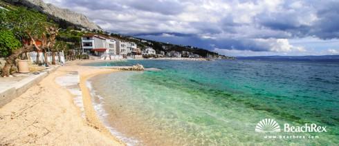 Croatia - Dalmatia  Split -  Jesenice - Beach Suhi Potok