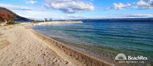 Croatia - Dalmatia  Split -  Duće - Beach Rogač