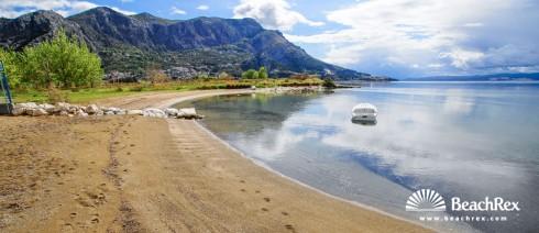 Croatia - Dalmatia  Split -  Duće -  Beach Galeb