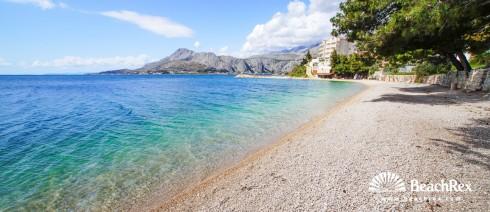 Croatia - Dalmatia  Split -  Omiš - Beach Nemira