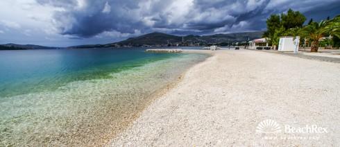 Croatia - Dalmatia  Split - Island Čiovo -  Okrug Gornji - Beach Copa Cabana