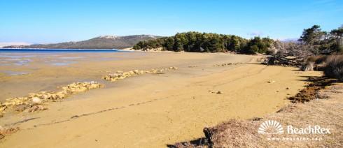 Croatia - Kvarner - Island Rab -  Lopar - Beach Dubac