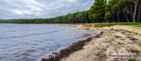 Croatia - Istra -  Rovinj - Beach Kuvi