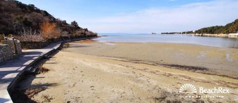 Croatia - Kvarner - Island Rab -  Kampor - Beach Miral