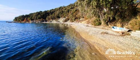 Croatia - Kvarner - Island Rab -  Lopar - Beach Lavrena