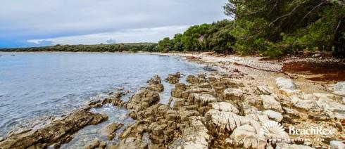 Croatia - Istra -  Bale - Beach Sv. Jakov