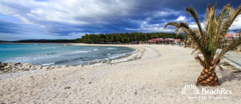 Croatia - Dalmatia  Zadar - Island Pag -  Povljana - Beach Dubrovnik