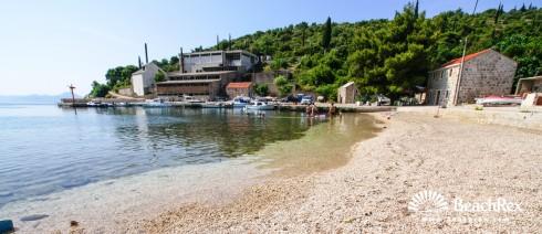 Croatia - Dalmatia  Dubrovnik -  Doli - Beach Doli