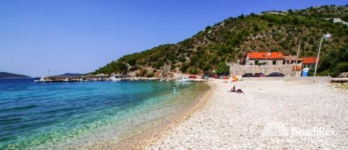 Croatia - Dalmatia  Dubrovnik -  Brsečine - Beach Brsečine