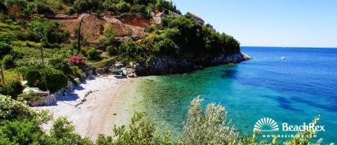 Croatia - Dalmatia  Dubrovnik -  Zaton - Beach Vrbica