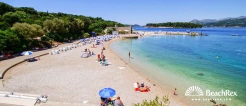 Hrvatska - Dalmacija  Dubrovnik -  Dubrovnik - Plaža Copacabana
