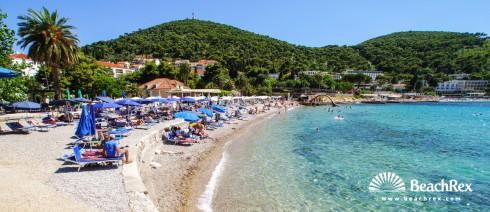 Hrvatska - Dalmacija  Dubrovnik -  Dubrovnik - Plaža Lapad