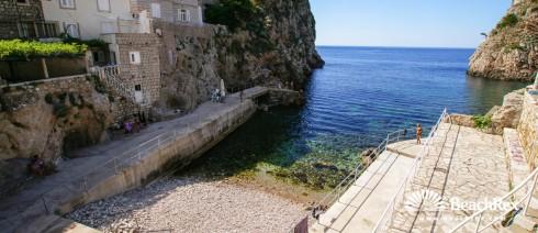 Croatia - Dalmatia  Dubrovnik -  Dubrovnik - Beach Šulić