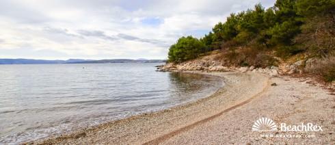 Croatia - Kvarner - Island Krk -  Punat - Beach Konobe