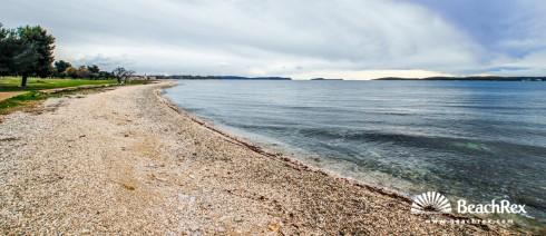 Croatia - Istra -  Fažana - Beach AC Pineta
