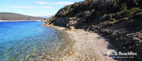 Croatia - Kvarner - Island Rab -  Lopar - Beach Kardeja