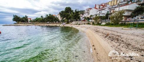 Croatia - Dalmatia  Split - Island Čiovo -  Mastrinka - Beach Miševac