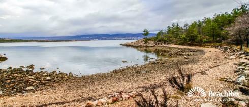 Croatia - Kvarner - Island Krk -  Klimno - Beach Dionis