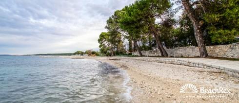 Croatia - Istra -  Fažana - Beach San Lorenzo