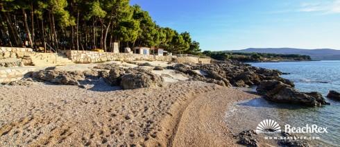 Croatia - Kvarner - Island Krk -  Krk - Beach Koralj