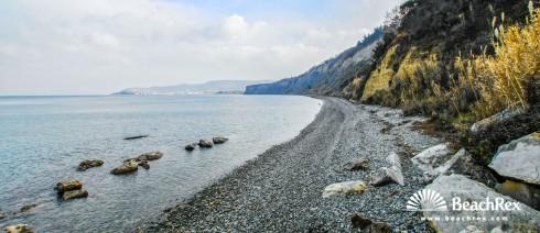 Slovenia - Obalno kraška -  Dobrava - Beach Dobrava