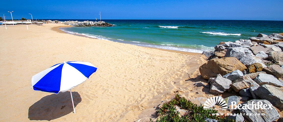 Spain - Àmbit metropolità -  Vilassar de Mar - Beach de l'Astillero
