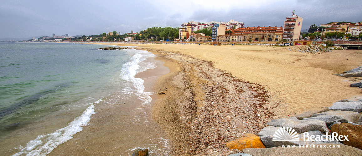 Spain - Àmbit metropolità -  El Masnou - Beach del Masnou