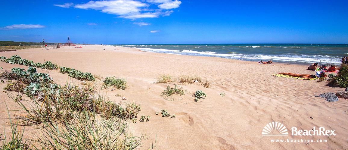 Spain - Àmbit metropolità -  Viladecans - Beach La Murtra