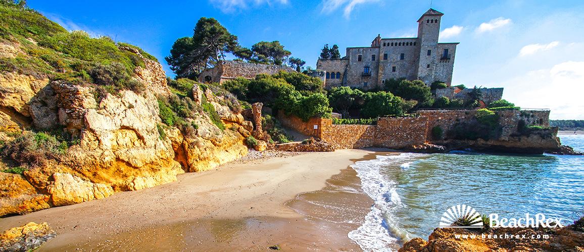Spain - Camp de Tarragona -  Tarragona - Beach Uobera