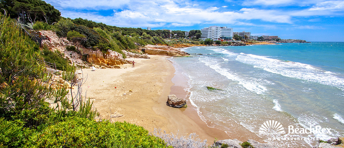 17c30445f9 Beach Llarga - Salou - Camp de Tarragona - Spain