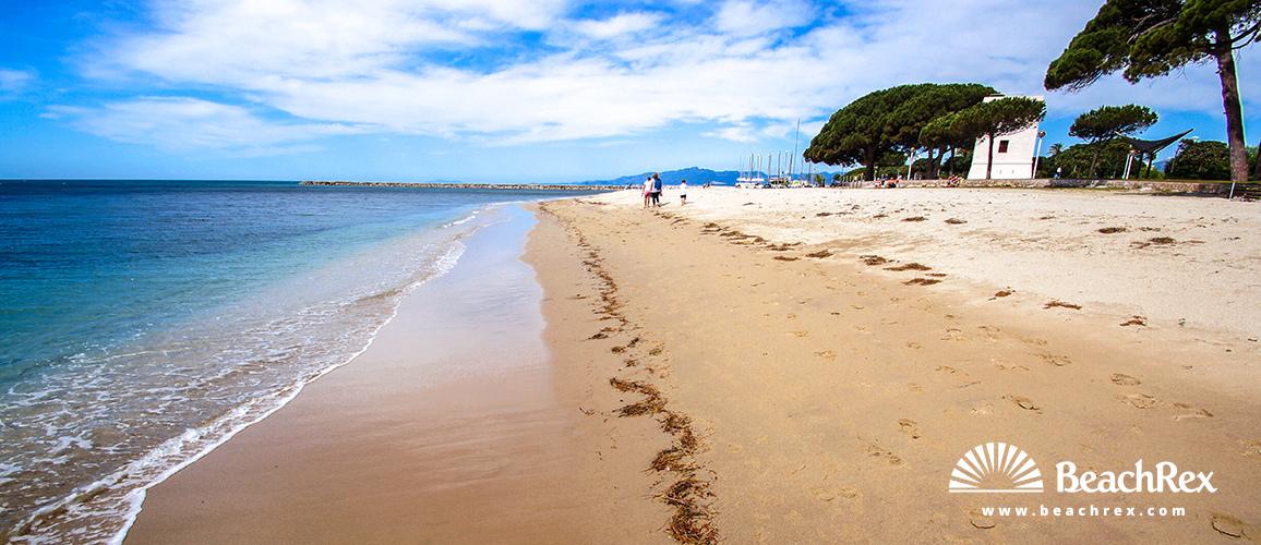 Spain - Camp de Tarragona -  Cambrils - Beach de L'Esquirol