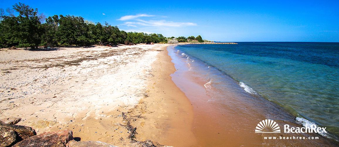 b01cdeba72 Beach El Paraiso - Mont-roig del Camp - Camp de Tarragona - Spain ...