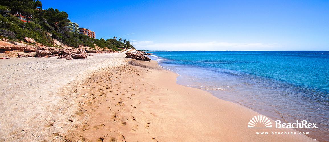 79590fd9f Beach dels Penyals - Miami platja - Camp de Tarragona - Spain ...