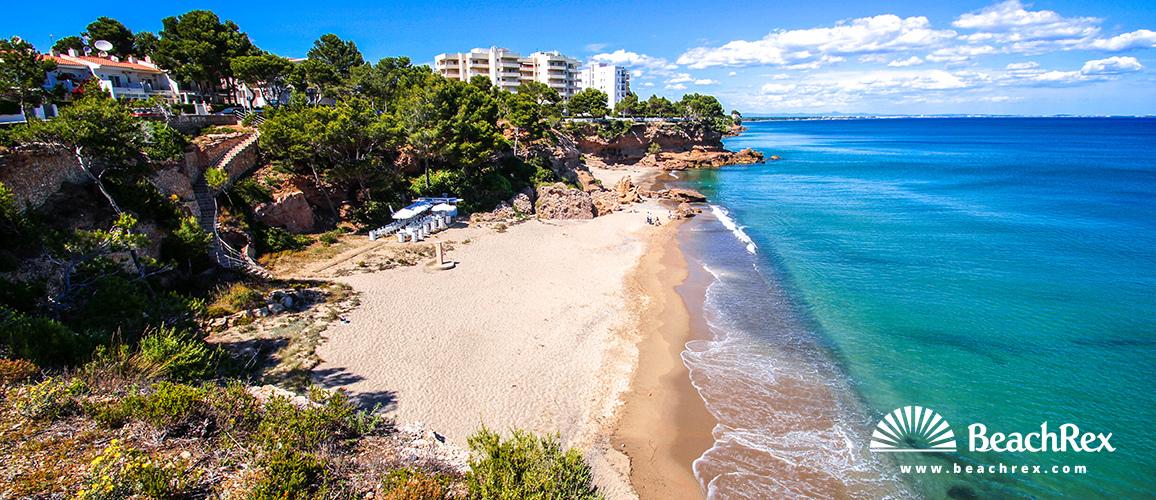 Platja Playa Espana De Bot Miami Tarragona Camp rhdtsQ
