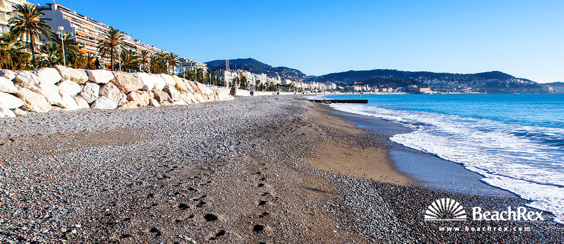 France - AlpesMaritimes -  Nice - Beach Nice