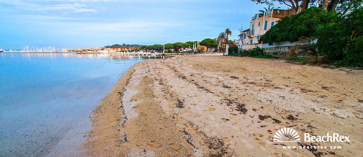 Beach Du Pilon Saint Tropez Var France Beachrexcom