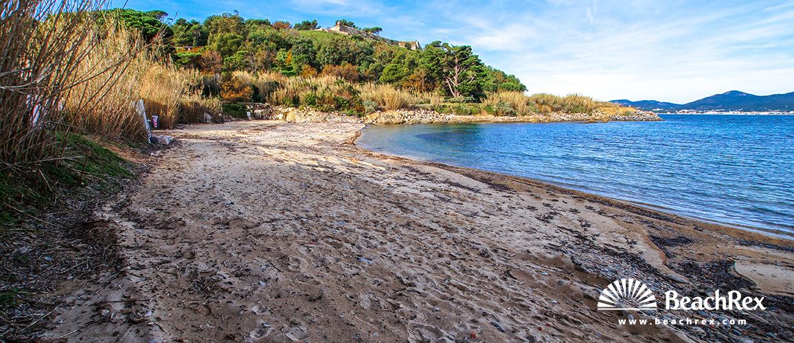France - Var -  Saint-Tropez - Beach des Graniers