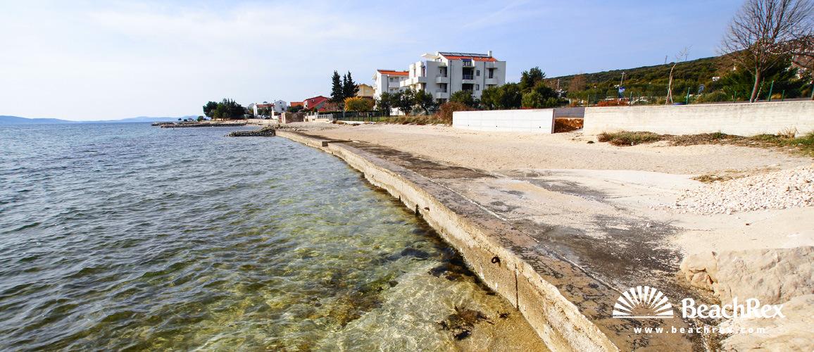 Croatia - Dalmatia  Zadar -  Sveti Petar na Moru - Beach Turkljaca