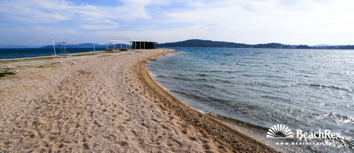 Croatia - Dalmatia  Šibenik -  Srima - Beach Srima